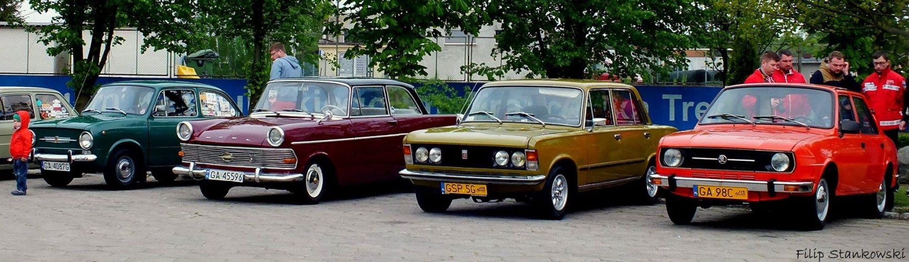 Automobilklub Morski - Pojazdy Zabytkowe